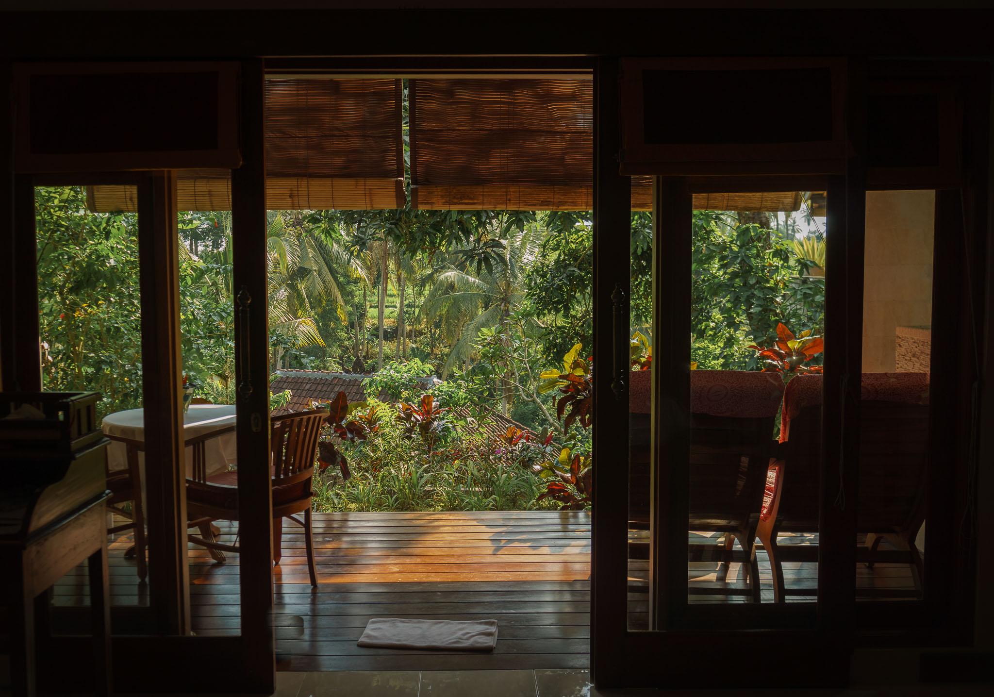 Balcony One World Retreats Ubud Bali