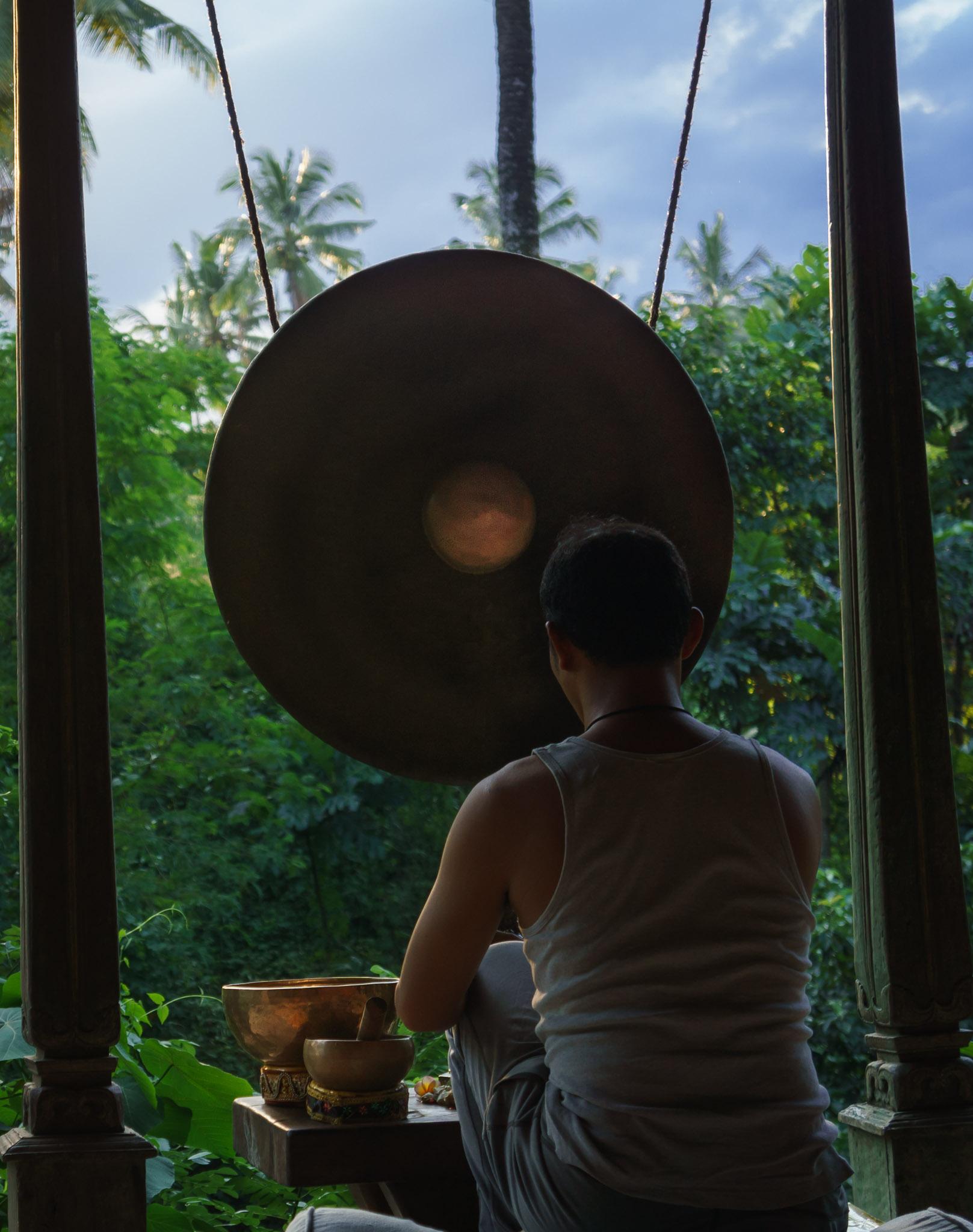 Gong Recharge Ubud Bali