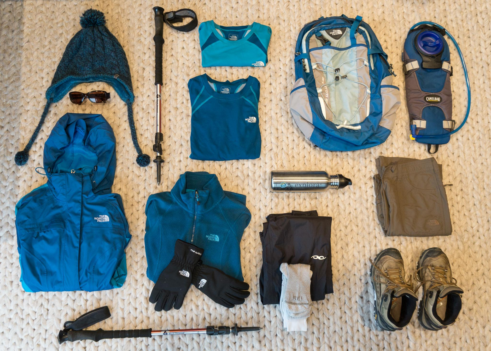 Hiking Gear Patagonia Chile