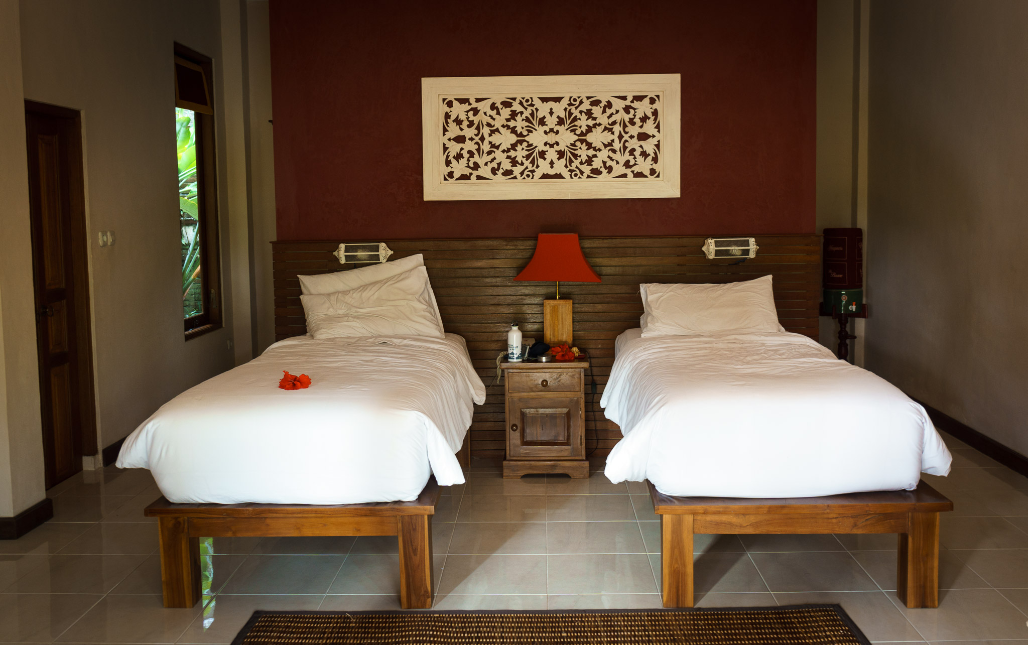 Room One World Retreats Ubud Bali