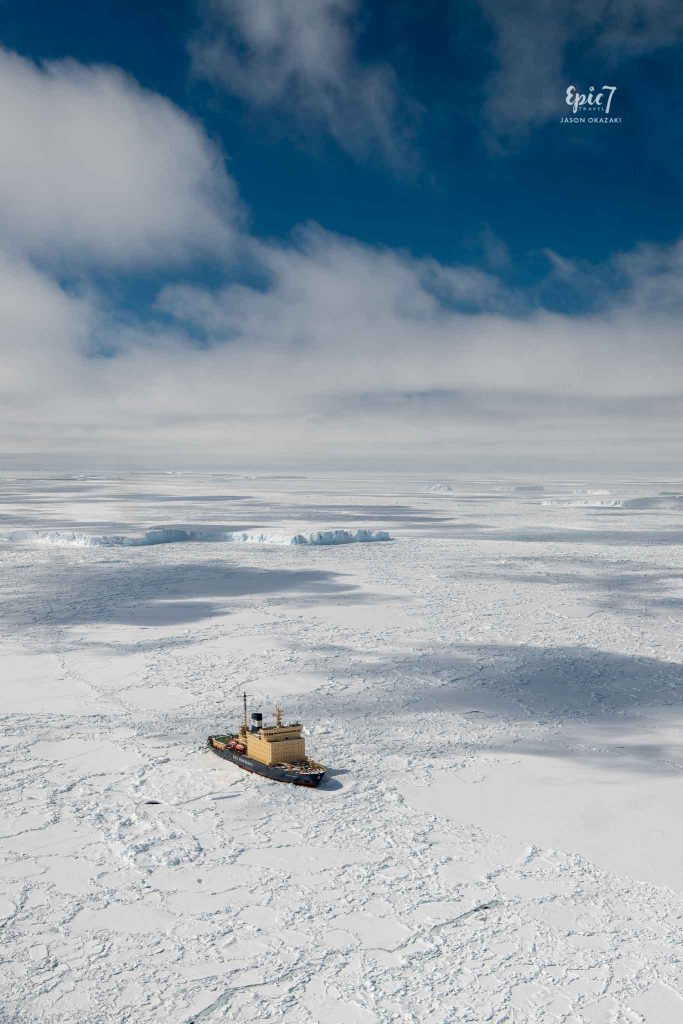 25 Surprising Things to Do Antarctica - Helicopter View