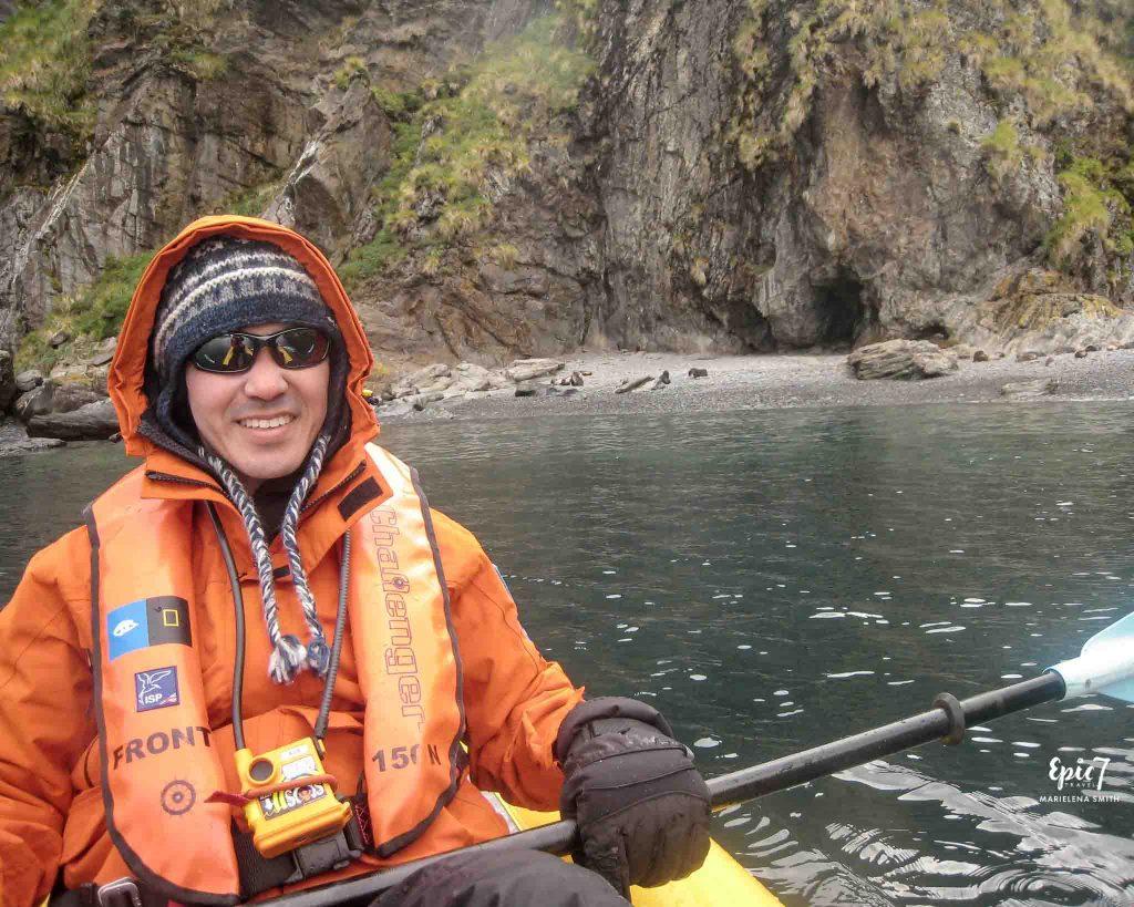 25 Surprising Things to Do Antarctica - Kayaking Jason