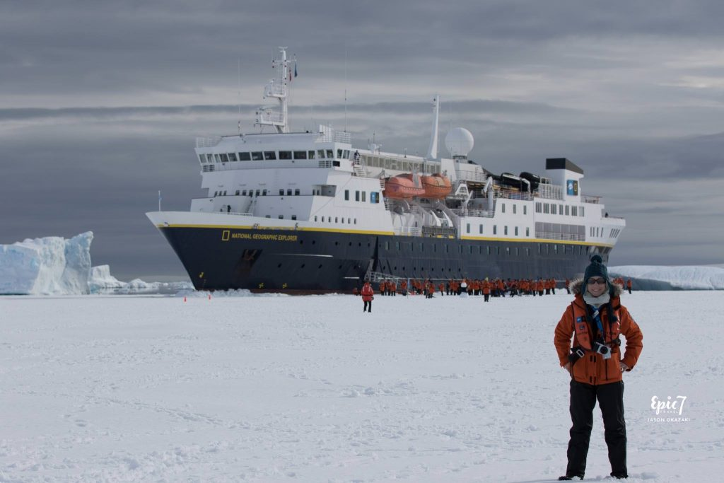 25 Surprising Things to Do Antarctica - Marielena Fast Ice