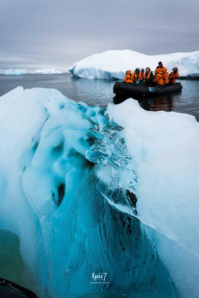 25 Surprising Things to Do Antarctica - Zodiac Cruise