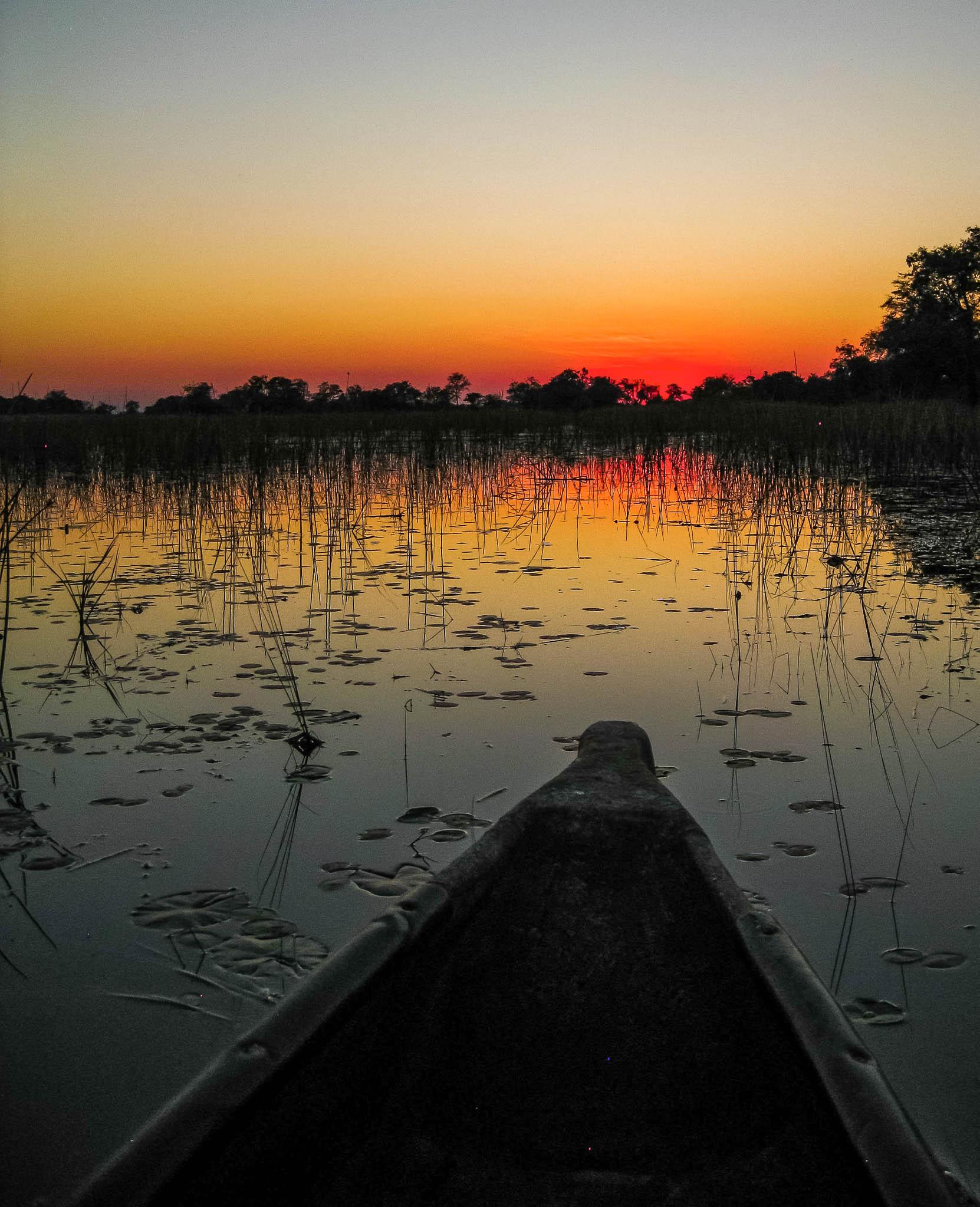Mokoro Okavango Delta Botswana Safari