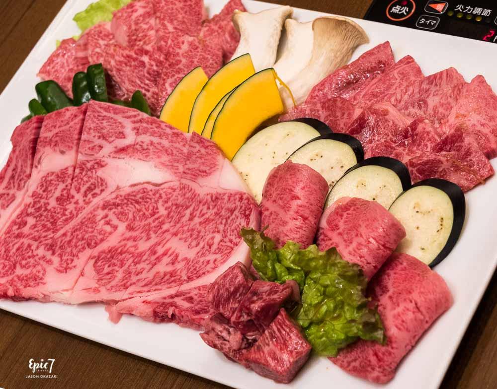 Takayama Food Maruaki Hida Beef
