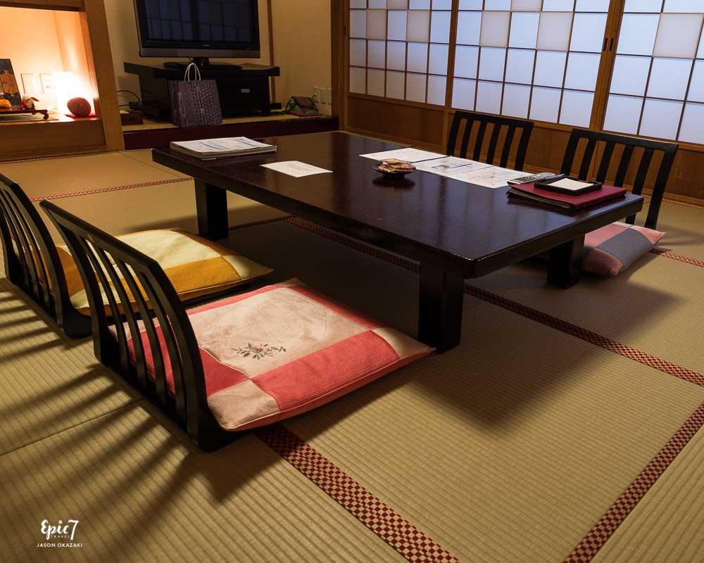 Takayama Things to Do Oyado Koto No Yume Ryokan Room