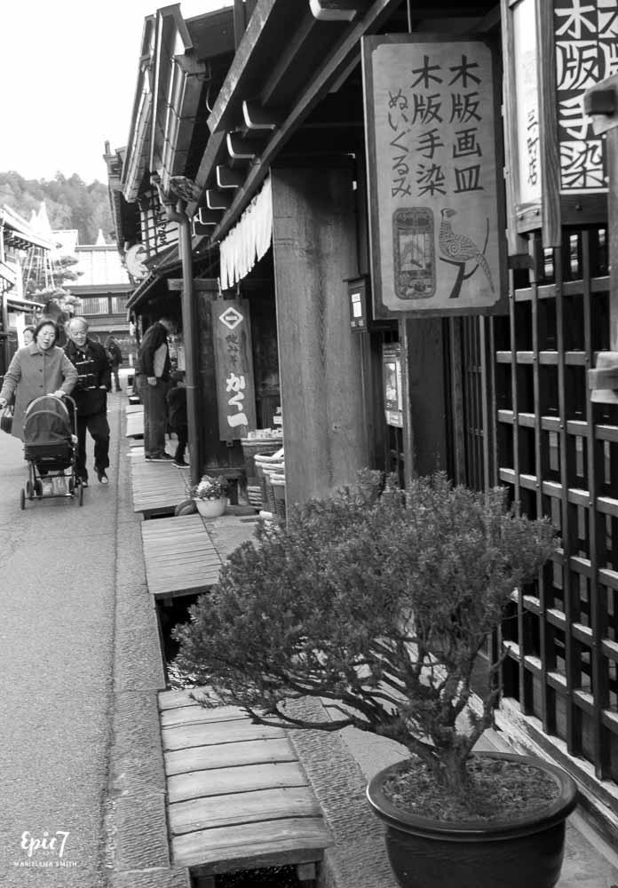 Things to Do in Takayama Old Town Sanmachi Suji Storefronts