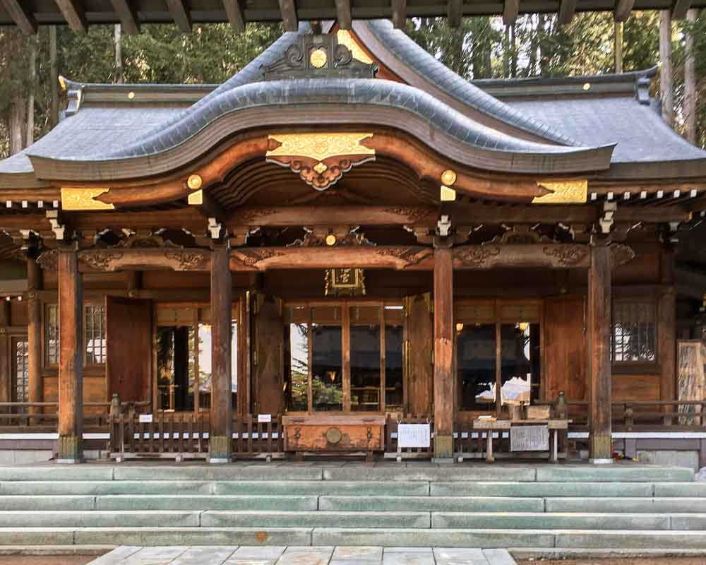 Takayama Attractions_Sakurayama Hachimangu Shrine