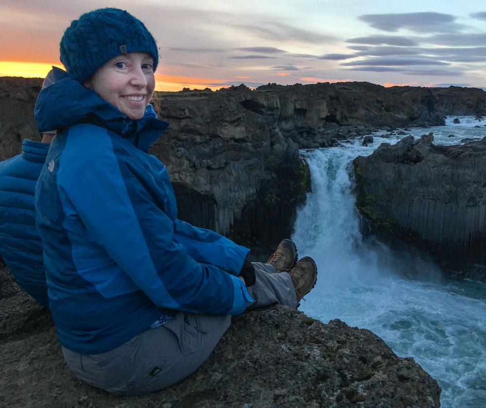 Iceland_Waterfall_Aldeyjarfoss_Marielena