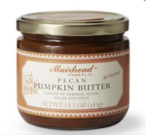 Williams Sonoma Muirhead Pecan Pumpkin Butter