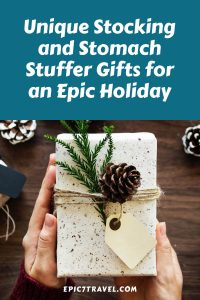 Stocking and Stomach Stuffer Gifts for an Epic Holiday
