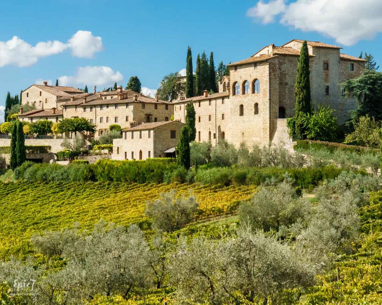 Tuscany_Gaiole_in_Chianti_Castle