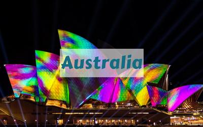 Australia Header Image Sydney Opera House