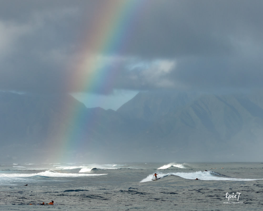 Reef Safe Sunscreen Hawaii Surfer Rainbow
