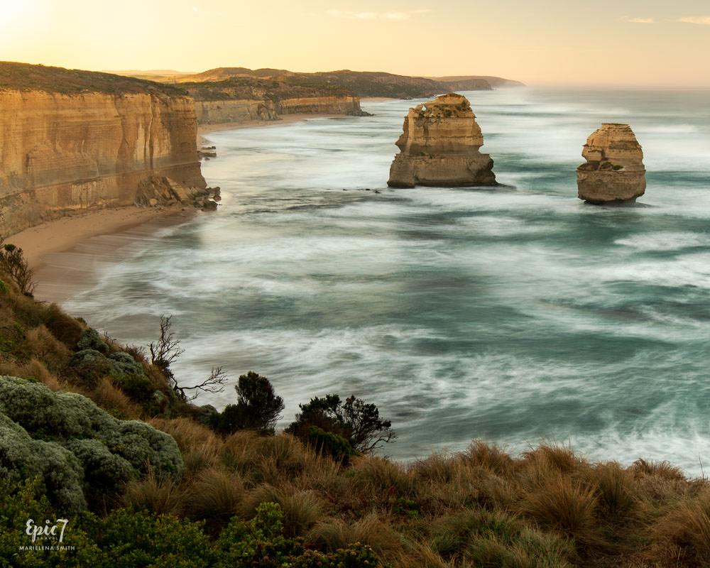 Great Ocean Road _12 Apostles_Gibsons Steps_Sunrise