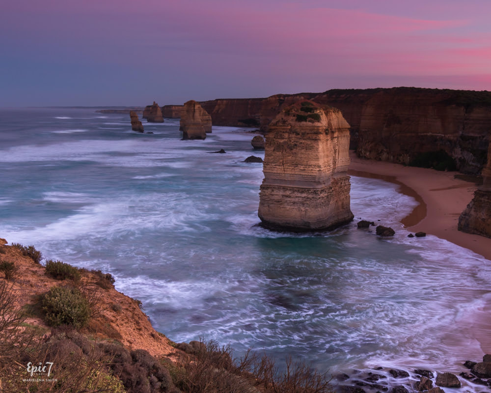 Great Ocean Road_The 12 Apostles_Sunrise