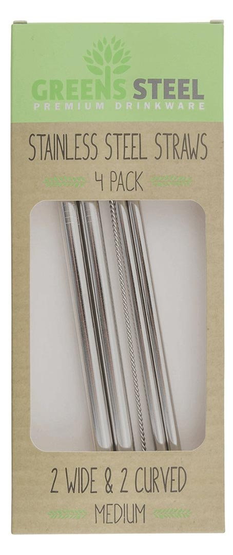 Travel-Gifts_Greens-Steel-Stainless-Steel-Straws