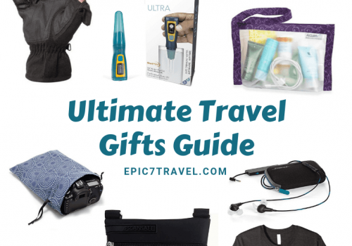 Ultimate Travel Gifts Guide – Must Have Products