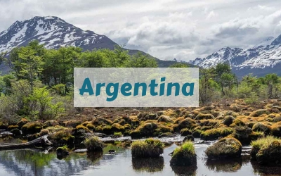 Argentina Destinations Template
