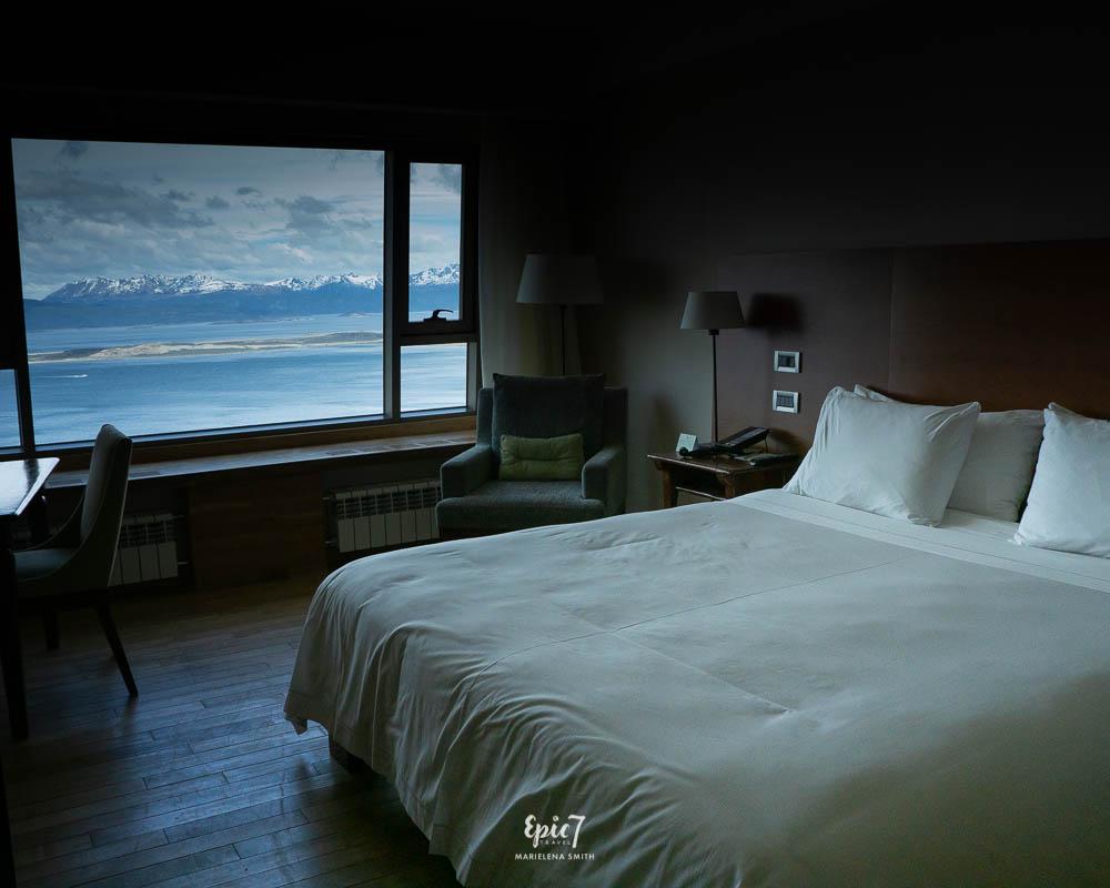 Ushuaia Argentina Arakur Hotel Bay View Hotel Room