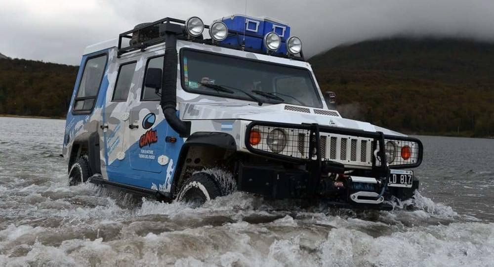 Ushuaia Argentina Canal Fun