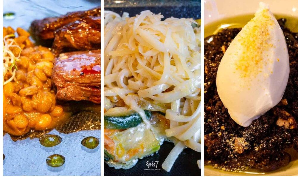 Ushuaia Argentina Kalma Food