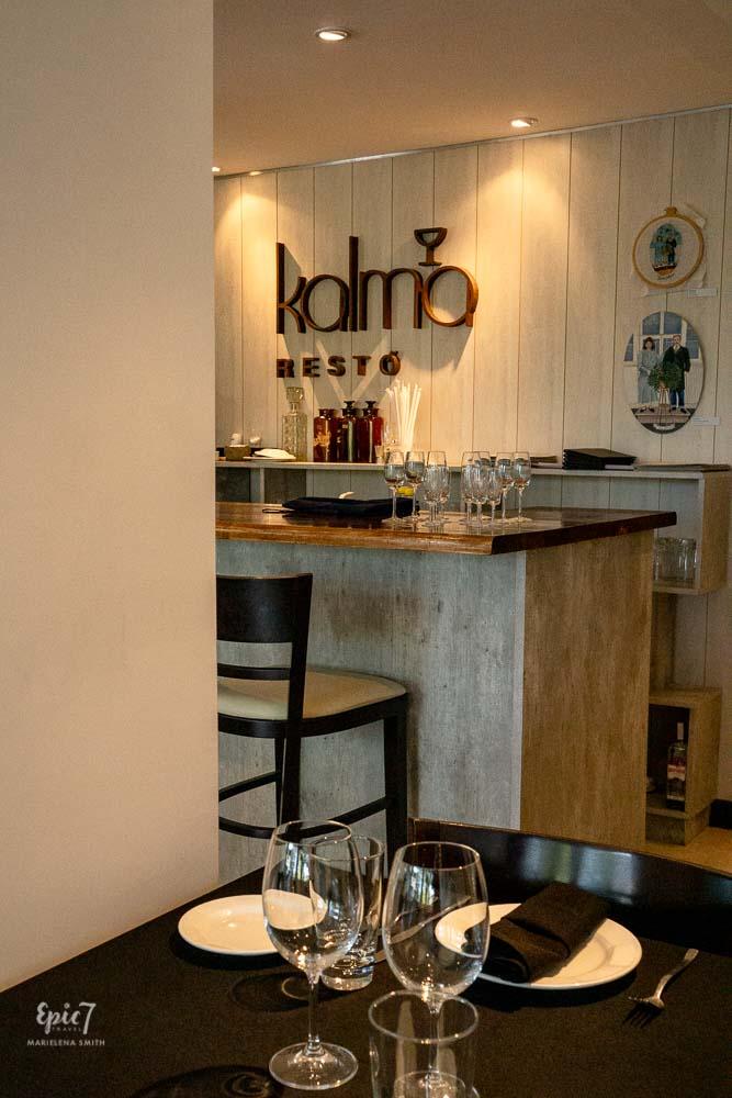 Ushuaia Argentina Kalma Restaurant