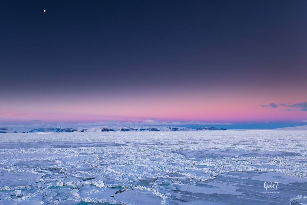 Antarctica Photography Tips_Antarctica Sunset
