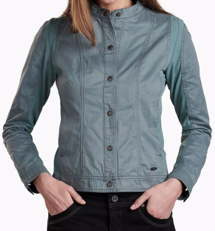 Unique Travel Gift Ideas_Kuhl Luna Moto Jacket