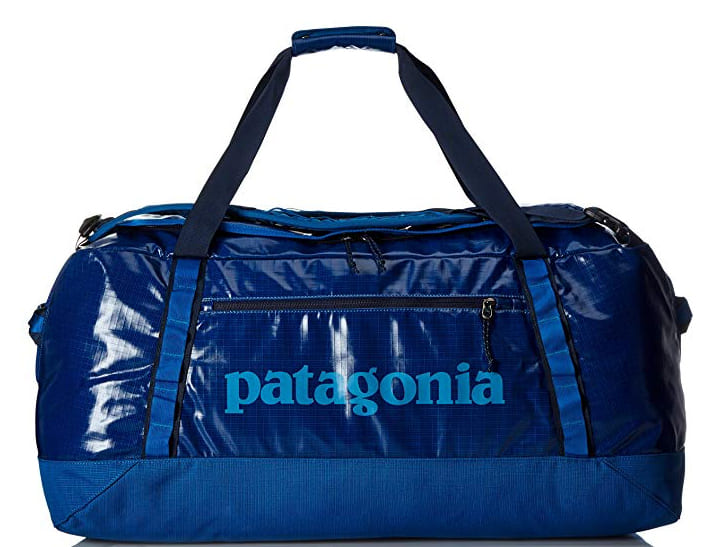 Unique Travel Gift Ideas_Patagonia Black Hole Duffel