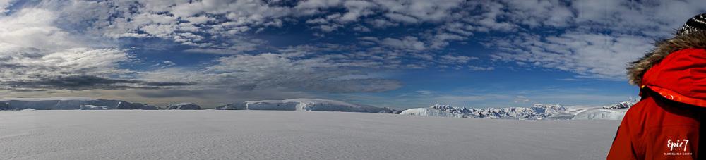 Antarctica Panoramic