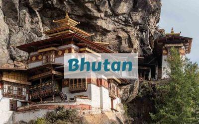Bhutan Destinations Page 2