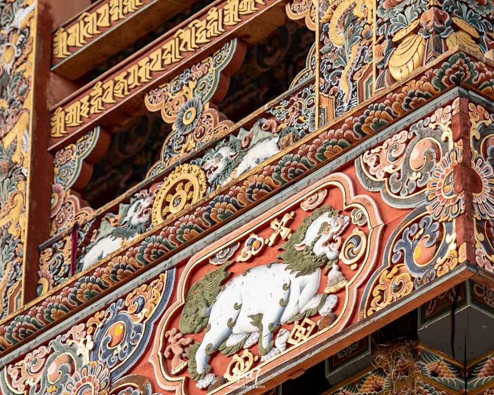 Gangtey Monastery details
