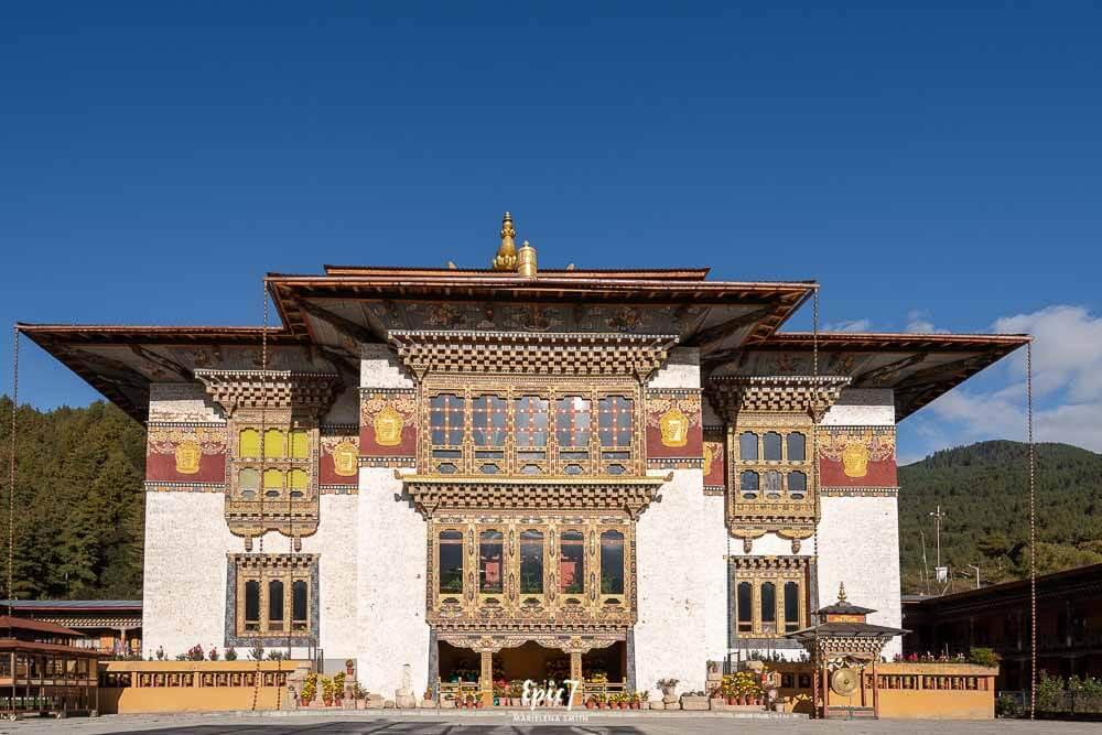 Bhutan Itinerary Bumthang Highlights Tamzhing Lhakhang
