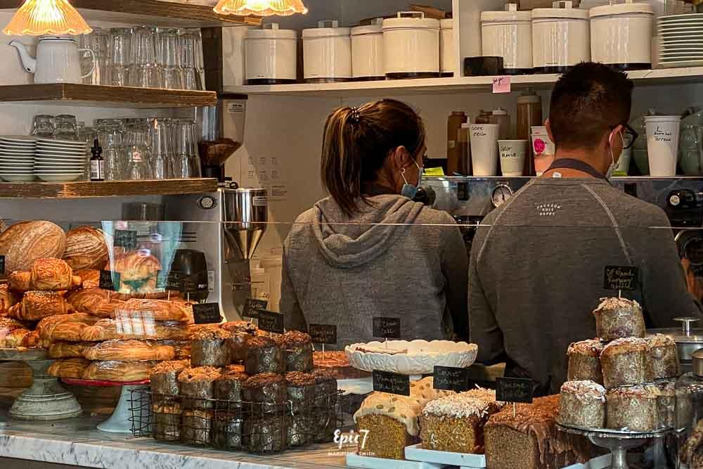 Jackson Hole Travel Guide Persephone Bakery Case