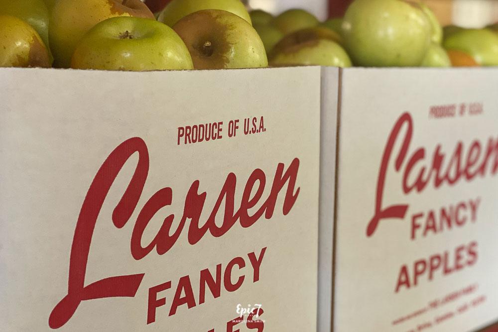 Larsen Family Apples
