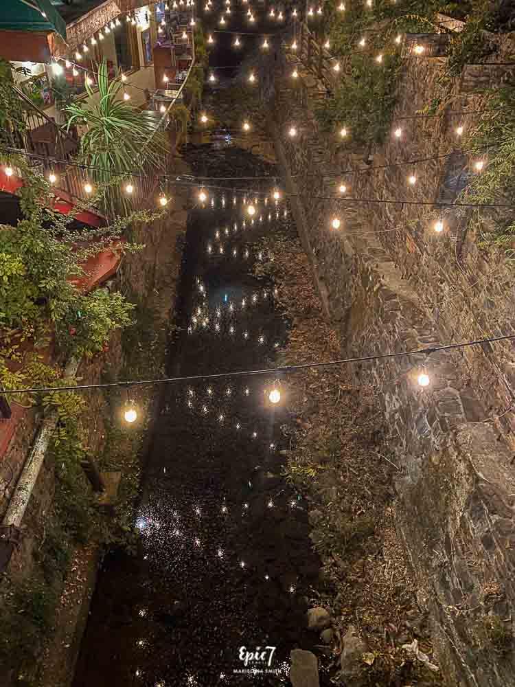 Sonora El Arroyo Cantina Fairy Lights