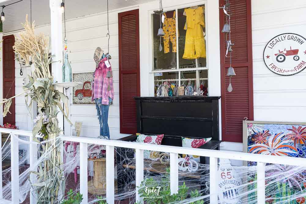 California Gold Rush Towns-Sutter Creek Boutique
