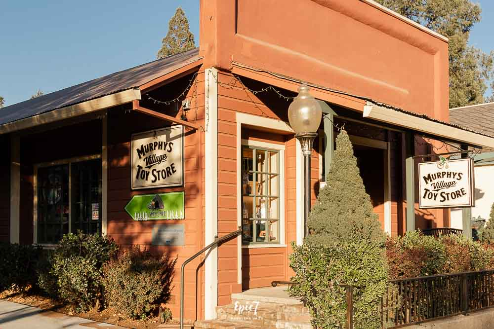 Things to Do in Murphys CA- Village Toy Store