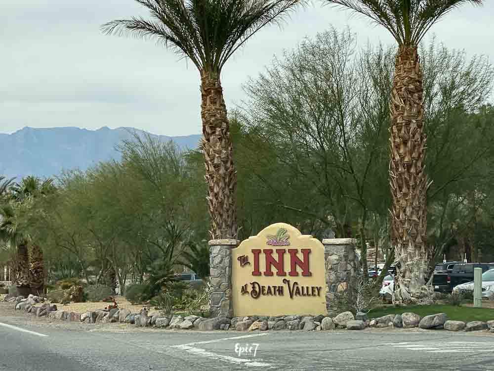 Death Valley Road Trip Inn at Death Valley