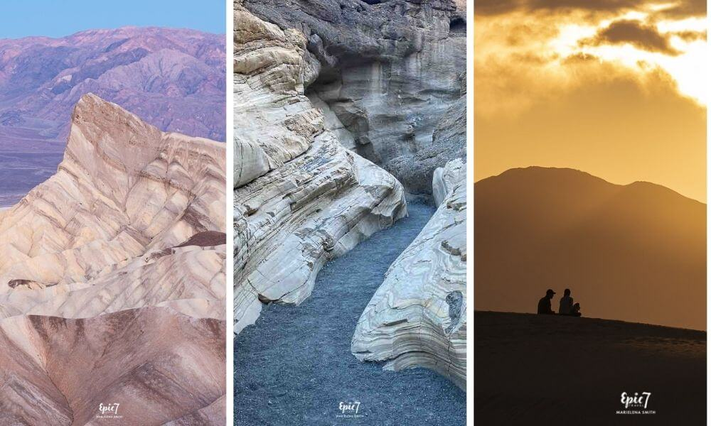 Death Valley Road Trip Day One Itinerary