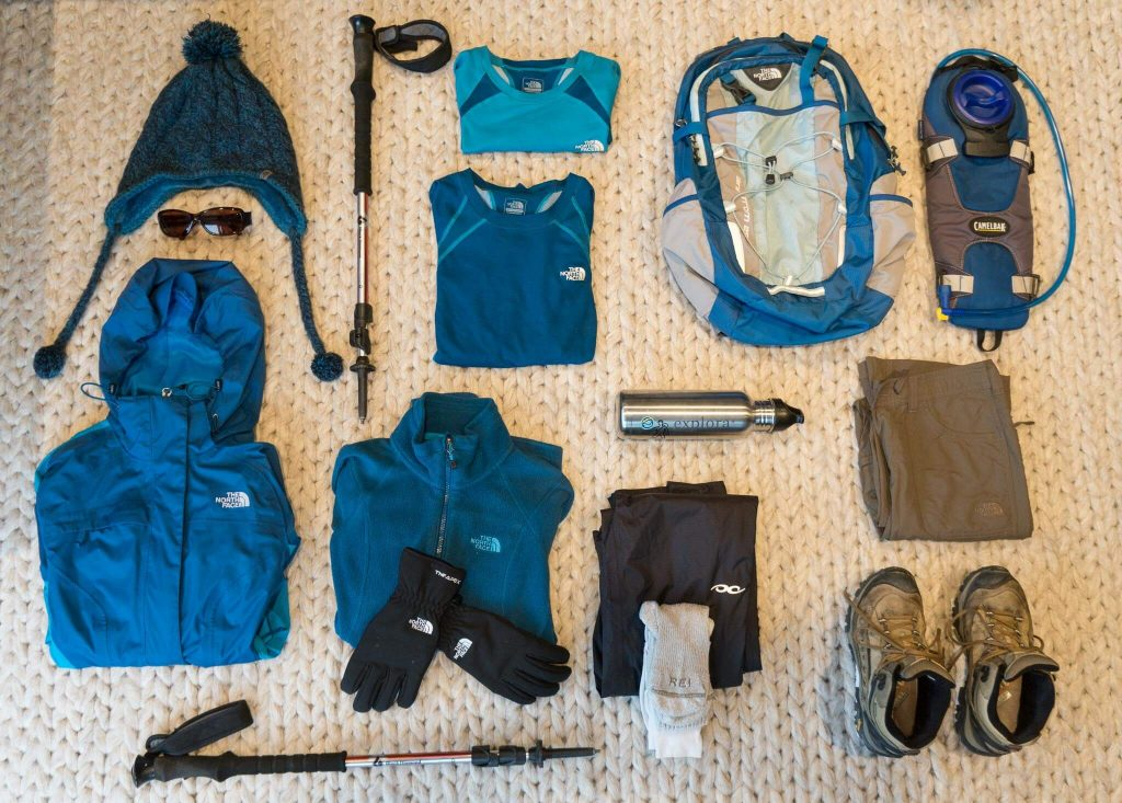 eath Valley National Park Hiking Gear