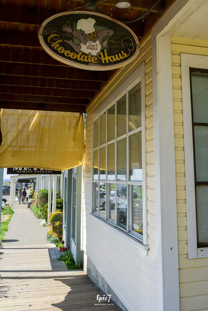 Things to Do in Mendocino Chocolate Haus