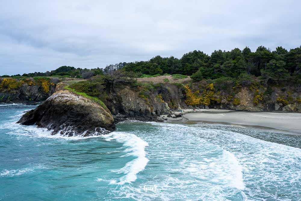Things to Do in Mendocino Jug Handle Reserve Ocean Views
