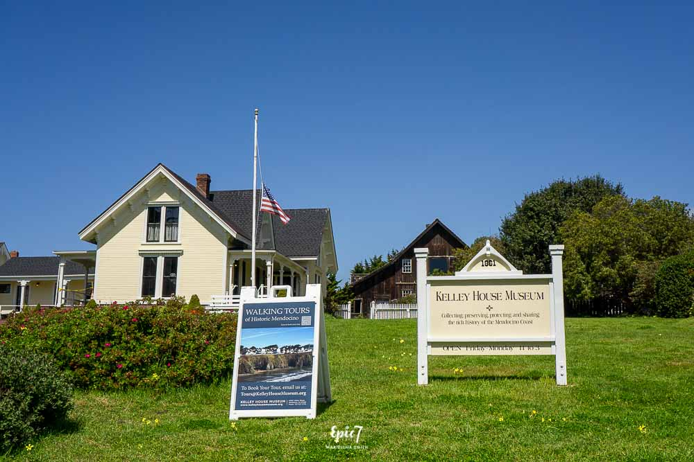 Things to Do in Mendocino Kelley House Museum