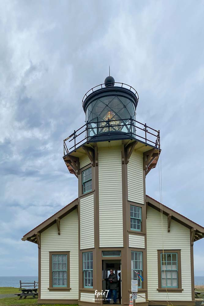 Things to Do in Mendocino Point Cabrillo Lighthouse
