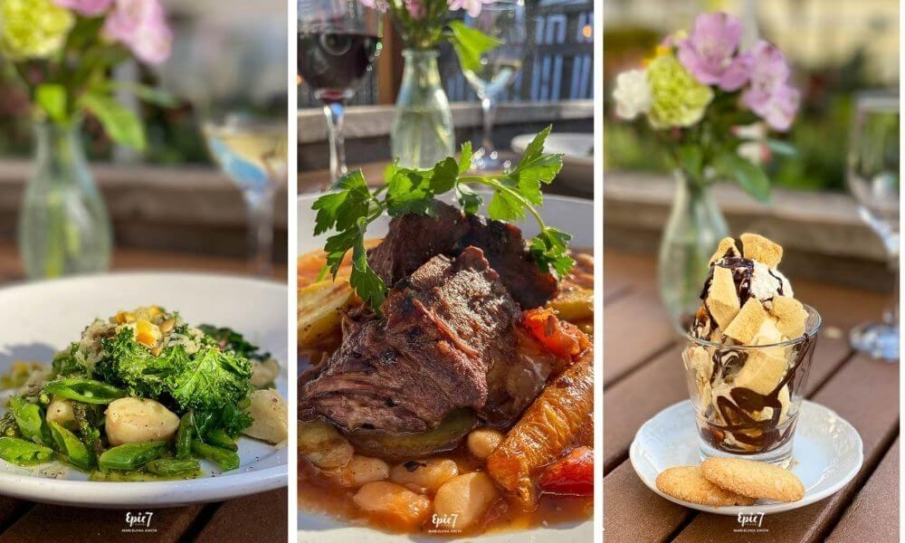 Things to Do in Mendocino Trillium Food