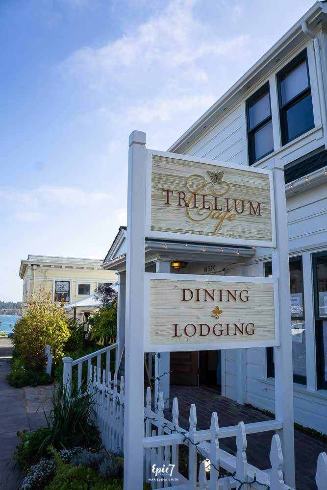 Things to Do in Mendocino Trillium Cafe