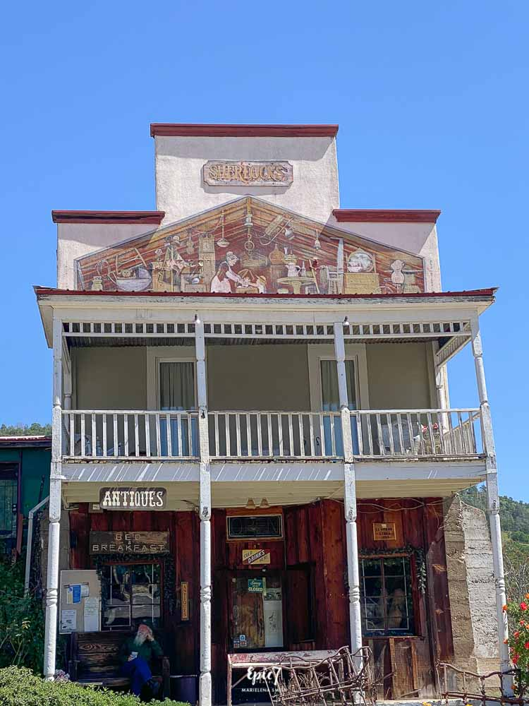 Things to Do Near Yosemite Antique Shop Coulterville